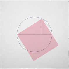 #157 Thales' theorem – A new minimal geometric composition each day