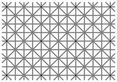 Illusion dérivée de la grillle de Hermann: pouvez vous voir les 12 points en même temps? - http://www.2tout2rien.fr/illusion-optique-pouvez-vous-voir-les-12-points-en-meme-temps/