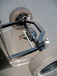 Rear Suspension And Chassis Tuning - Hot Rod Network