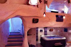 Cave suite, Adventure Suites North-Conway, New-Hampshire
