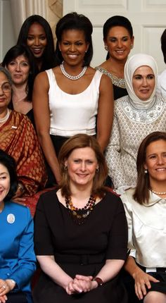All the First Ladies