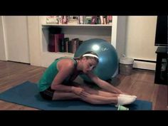 Love running but hate shin splints? Here is a stretching workout just for you