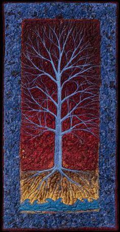 Blue Ash by Lorraine Roy