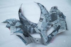 Easy Paper Mache Mask : 9 Steps (with Pictures) - Instructables Diy Fashion Dresses, Diy House Updates, Paper Mache Mask, Native American Headdress, Diy Furniture Redo, Dragon Costume, Diy School Supplies, Masks Art, Christmas Paper