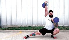 4 Double Kettlebell Workouts for Mass & Strength