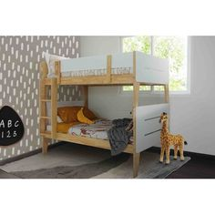 Gisborne King Single Bunk Bed  Wesco Hub King Single Bunk Beds, Mattress, Kid, Furniture, Home Decor, Child, Decoration Home, Room Decor, Mattresses