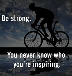 Being inspired is great, but inspiring others is the best feeling there is.