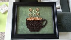 paper quilling coffee cup - Google Search