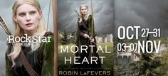 Mortal Heart by Robin LaFevers Series: His Fair Assassin #3 Published by Houghton Mifflin on November 4, 2014 Genres: Historical Fantasy Pages: 464 Format: ARC Source: BEA Buy the Book • Goodreads  Annith has watched her gifted sisters at the convent come and go, carrying out their dark d... http://maxonlinestores.org/?p=14012