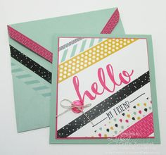 Featured Sale-A-Bration Set of the Week: Hello!