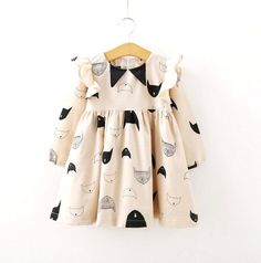 Abby Cat Dress