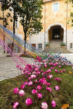 Girona Temps de Flors  2014  Catalonia