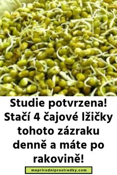 Studie potvrzena! Stačí 4 čajové lžičky tohoto zázraku denně a máte po rakovině! Zkuste to, nedáte za to nic! Beans, Vegetables, Health, Fitness, Gymnastics, Health Care, Veggies, Vegetable Recipes, Beans Recipes