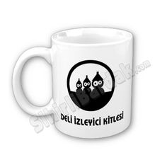 Komik hediyeler ile çay ve kahve keyfinizi daha keyifli bir hale getirebilirsiniz. Deli İzleyici Kitlesi Bardak seçenekleri için tıklayın.  http://www.sihirlibardak.com/komik-tasarimlar/deli-izleyici-kitlesi.html