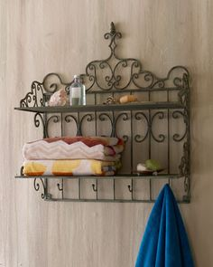 Towel Shelf at Neiman Marcus.ON SALE 280.00