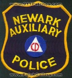 photos of newark aux police | New Jersey - Newark Police Auxiliary - PatchGallery.com Online Virtual ...