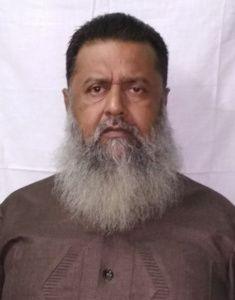 Mr. Uvesh Khan Zahur Mohemed's Membership - ADVISOR CS
