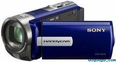 La mas famosa. Sony DCR-SX45