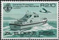 Sello: Junon (Seychelles) (Zil Elwannyen Sesel) Mi:SC-ZE 34,Yt:SC-ZE 51
