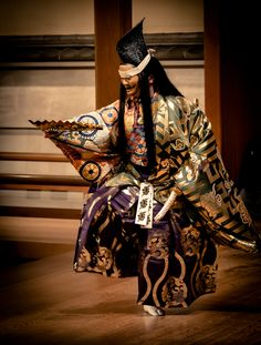 The Kimono Gallery Japanese History, Japanese Beauty, Japanese Culture, Noh Theatre, Theater, Japanese Kimono, Japanese Art, Important People In History, Kabuki Costume