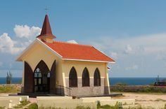 This little chapel is at the one of the island where you can walk around & see a small cemetery, the light house, and a beautiful view of the ocean.
