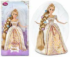 "Disney Store Tangled Ever After 12"" Princess Rapunzel Wedding Bride Bridal Doll by Disney Store, http://www.amazon.com/dp/B007GU3IR4/ref=cm_sw_r_pi_dp_KeLtrb1F2KVE2"
