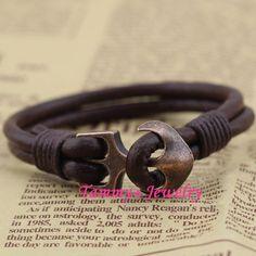 Men Leather Bracelet                                                       …