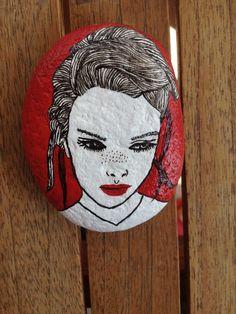 #inspired by Hajin Bae #painted #stones #rocks #pebbles #acrylics #tasboyama #N4Joy