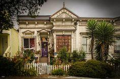 San Francisco Cottage
