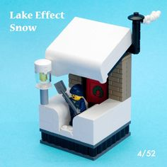 52 weeks of Lego vignettes show a very weird 2014