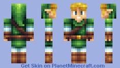 Fierce Deity Link LoZ Majoras Mask Updated Minecraft Skin - Skins para minecraft zelda
