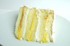 Lilikoi [Passion Fruit] Chiffon Cake - Recipes World Passion Fruit Cake, Passionfruit Recipes, Tasty Kitchen, Chiffon Cake, Cake Flour, Let Them Eat Cake, Cupcake Cakes, Cupcakes, Fruit Cakes