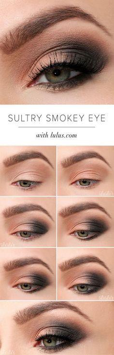 Adorable 55+ Awesome Smokey Eye Makeup Ideas For Women https://www.tukuoke.com/55-awesome-smokey-eye-makeup-ideas-for-women-8505
