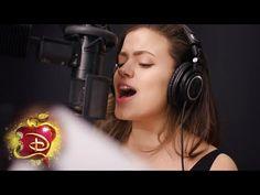 Queen of Mean 👑 Disney Descendants Songs, Descendants Cast, Sarah Jeffery, Walt Disney Records, Disney Music, Music Publishing, Soundtrack, Behind The Scenes, Music Videos
