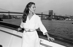 Brooke Shields, a legend for decades (here, in 1984). See 49 more vintage images of the timeless beauty.