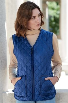 Pure Silk Gilet Fall Winter, Autumn, Pure Silk, Vest, Pure Products, Sweaters, Jackets, Fashion, Sweater Vests