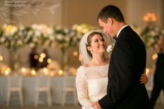 Wedding first dance in Atlanta