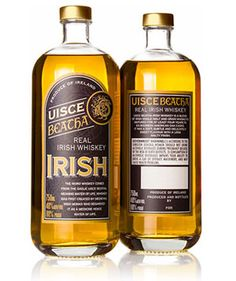Uisce Beatha Real Irish Whiskey Wins GOLD at Los Angeles International Craft Spirits Competition