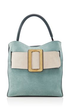 Devon Suede Tote by BOYY Now Available on Moda Operandi