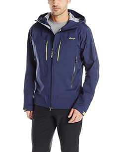 Sherpa Adventure Gear Mens Lakpa Rita Jacket Rathee Large * Read more reviews of the product by visiting the link on the image.