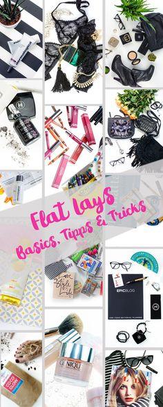How to create perfect flat lays                                                  | Flat Lays, Weshalb, Warum & vor allem Wie? | World of Flatlays