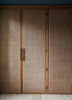 Bespoke Furniture, Cane Furniture, Dressing Room Design, Wardrobe Closet, Wardrobe Doors, The Curated Closet, Large Wardrobes, Pole House, Wardrobe Door Designs