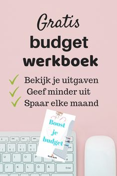 Besparen op je boodschappen met deze simpele en makkelijke trucjes A very helpful workbook for people who start with a budget. Saving and saving has never been this easy. Tips and tools and a free workbook. budgeting budgeting for beginners Budgeting Finances, Budgeting Tips, Best Money Saving Tips, Saving Money, Budget Envelopes, Envelope Budget, Business Model, Making A Budget, Living On A Budget