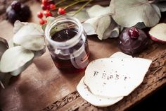 One Fab day inspirational photo shoot - Dessert table #weddings