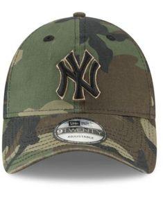 2c8addd09b75d New Era New York Yankees Camo Core Classic 9TWENTY Cap   Reviews - Sports  Fan Shop By Lids - Men - Macy s