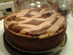 Discover tips and facts on fine Italian Cuisine and Italian wine. Bakery Recipes, Sweets Recipes, Easter Recipes, Wine Recipes, Italian Pastries, Italian Desserts, Italian Recipes, Ricotta, Italian Easter Pie