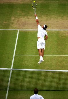 Rafael Nadal - 2010 Wimbledon