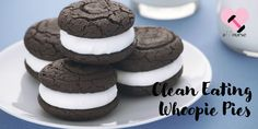A Fit Nurse: Clean Eating Whoopie Pies