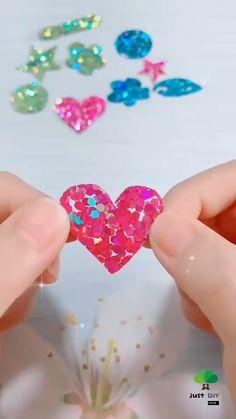 Diy Crafts Hacks, Diy Crafts For Gifts, Diy Arts And Crafts, Creative Crafts, Crafts For Kids, Diys, Cool Paper Crafts, Paper Crafts Origami, Cute Crafts