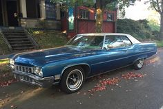1972 Buick Electra Limited